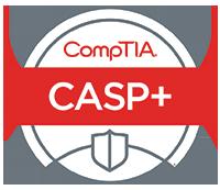 CompTIA CASP+ Logo