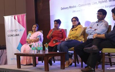 Connect L&D Conclave June 2018