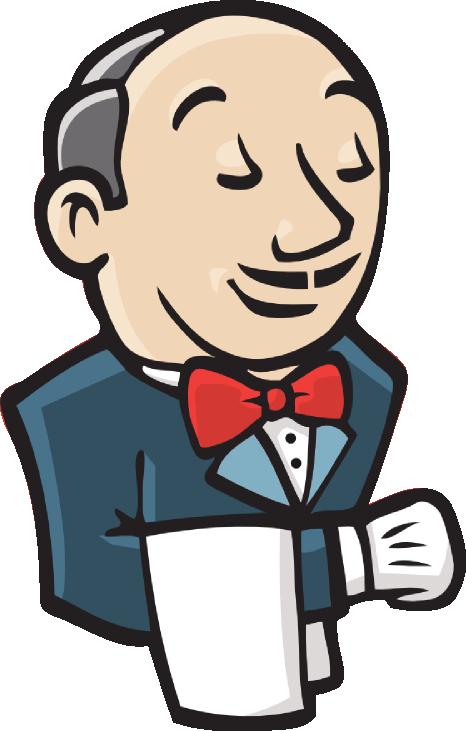 Jenkins Continuous Integration Logo