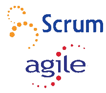 Agile and Scrum Workshop Training Logo