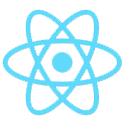 Application Development Using React Logo
